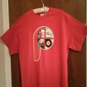 Philadelphia Fan Tshirt